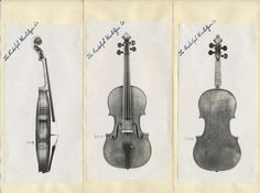 Stolen (and recovered) Stradivarius