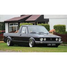 Daily caddy Vw Caddy Mk1, Vw Mk1, Volkswagen Caddy, Drift Truck, Vw Pickup, Vw Group, Mini Trucks, Ford Trucks, Buses