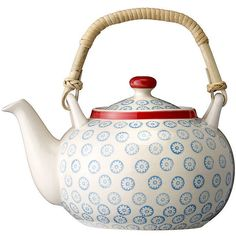 Idyll Home Japanese Teapot (€28) ❤ liked on Polyvore featuring home, kitchen & dining, teapots, japanese tea pot and japanese teapot