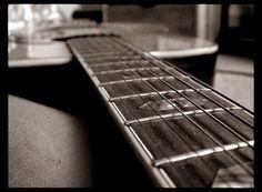 Gitarre von Alex Dahlem