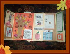 Fall Lapbook with printables