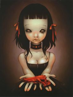 Artist: LostFish More creepy art