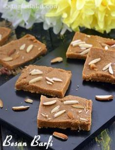 Besan Barfi, Indian Sweet