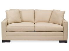 Shop for Vanguard Summerton Sofa, 610-S, and other Living Room Sofas at Vanguard Furniture in Conover, NC. Fabric, Leather, and Fabric/Leather.