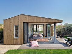 architect vakantiehuisje vlieland