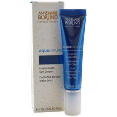 Anne Marie Borlind - Hyaluronate Eye Cream ** Tried it! Love it! Click the image. : Skin Care Eyes