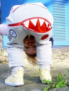 Hungry One pants by Zombie Dash - bestseller on www.polskiciuch.pl ;-) #fashion #children #pants #zombie