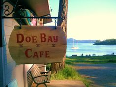 Doe Bay Cafe | Orcas Island Chamber of Commerce