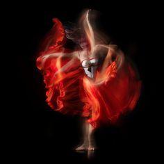 神 (God-like & Miraculous)...CALLIGRAPHIC DANCE