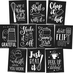 New ideas kitchen decor themes tuscan window treatments - Kitchen Ideas Wood Signs Sayings, Wooden Signs, Kitchen Decor Themes, Kitchen Ideas, Design Kitchen, Decor Scandinavian, Small Space Kitchen, Small Spaces, Small Space Design