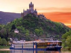 Avalon River Cruises offers sailings through some of the most beautiful rivers in the Old World,