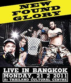NEW FOUND GLORY live in bkk - ค้นหาด้วย Google