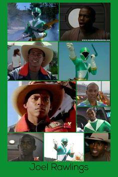 Joel Rawlings-Green Lightspeed Ranger