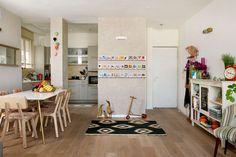Casinha colorida: Um lar quase Granny Chic