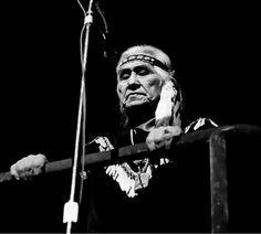 Chief Dan George, Saturday 1 July 1967