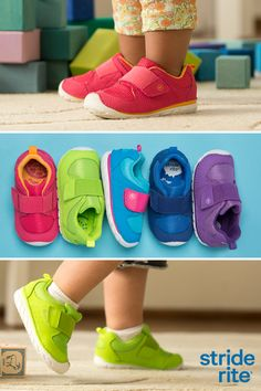 Official Stride Rite Site - Buy your baby's first walking shoes from Stride Rite. Designed for comfort, safety, and natural movement, our soft baby shoes are built for first steps. Dream Baby, Baby Love, Little Boy Fashion, Kids Fashion, Baby First Walking Shoes, Soft Baby Shoes, Baby Momma, First Walkers, Baby Feet