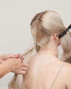 If you haven't yet noticed, the age of the braid is still very much upon us. From beach days to red carpet, braids in all forms and fashions have been popping up and inspiring creative, weaved looks.  Jenny Strebe of Confessions of a Hairstylist shares a braid that is more elegance than it is boho, which is great for the holidays but still on-trend. Take a look at her tutorial featuring fave4 products!