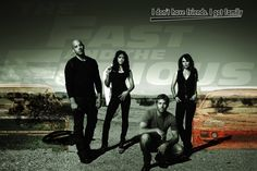 Fast And Furious : Family by 19genocide87