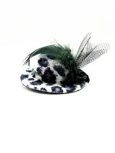 Mini Leopard Top Hat for Dogs - $6.00 : FashionCupcake, Designer Clothing, Accessories, and Gifts