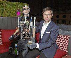 É a cadeira de rodas do Futuro um Bionic Humano? ~ PcD On-Line