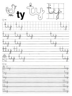 Jobb- és balkezes betű és szám gyakorlófüzet - Borka Borka - Picasa Webalbumok Handwriting Worksheets, Home Learning, Grammar, Sheet Music, Math Equations, Album, Activities, Teaching, Education