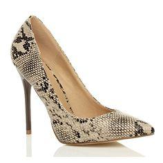 Damen Höher Absatz Kontrast Party Spitz Gepflegt Fesch Arbeit Pumps Schuhe 5 38 - http://on-line-kaufen.de/ajvani/38-eu-5-uk-damen-hoeher-absatz-kontrast-stilettos