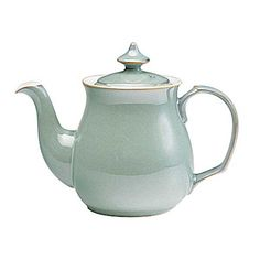 85afc73a7448 Bespoke Denby Regency Green Teapot made in England. See TableKing Australia  for fast delivery, large range and best prices.