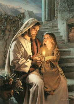Official website of The Church of Jesus Christ of Latter-day Saints. Find messages of Christ to uplift your soul and invite the Spirit. Arte Lds, Simon Dewey, John Dewey, Pictures Of Christ, Pictures Of God, Lds Art, Saint Esprit, Light Of The World, Holy Ghost