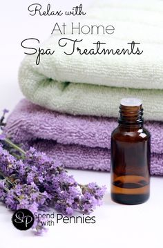 Relax at Home with these inexpensive yet wonderful spa treatments!!