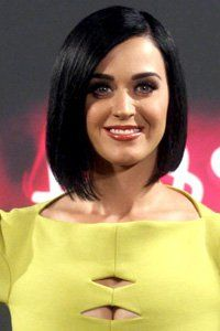 Katy Perry\'s blunt, sleek bob will suit women of all ages