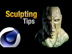 Cinema 4D Tutorial 14 Don Quixote Sculpting and Painting - YouTube