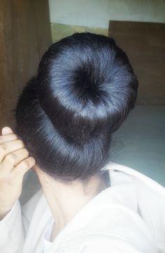 мастер-класс пучок волос и фото приворот видно, что сильно