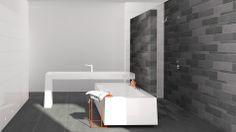 Mosa Tegels Showroom : 25 beste afbeeldingen van mosa tegels bathroom modern shower en