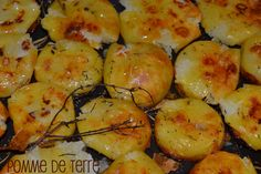 Pomme de terre façon Jamie Oliver ©Kaderick en Kuizinn