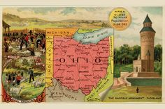 Ohio, by Arbuckle Brothers