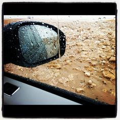 The 2013 Range Rover laughs at your little bit of rain and rock-slides.
