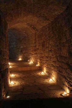 varioations on halls and catacombs Medieval, Dordogne, French Chateau, Abandoned Places, Architecture, Gothic, Beautiful Places, Scenery, Fantasy