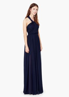 Draped gown | MNG