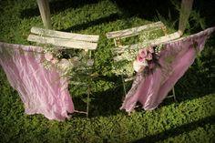 Chaises des mariés / South Vintage Festival /La Fabrique d'Etoiles Filantes