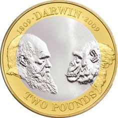 2 Pounds (Charles Darwin & The Origin of Species)