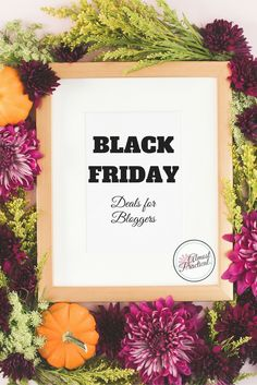 Here are some Black Friday deals for bloggers. Fab deals on hosting, blogging courses, stock photos, and WordPress plugins.  via @AlmostPractical