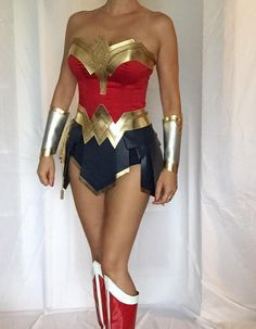 Gal Gadot Wonder Woman costume. Custom made.