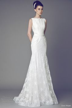Tony Ward Bridal 2015 Wedding Dresses | Wedding Inspirasi