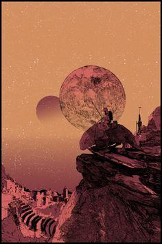 Mondo: El Archivo | Shan Jiang - Amanecer de Tatooine, 2010