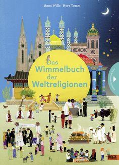 Das Wimmelbuch der Weltreligionen -  - Anna Wills |BELTZ