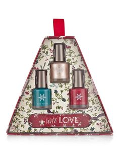 Christmas Wishes Nail Polish Gift Set