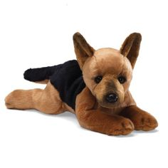 Gund German Shepherd Medium 14 Plush >>> Details can be found by clicking on the image.