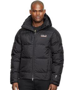 Polo Ralph Lauren Sideline Down-Feathers Jacket