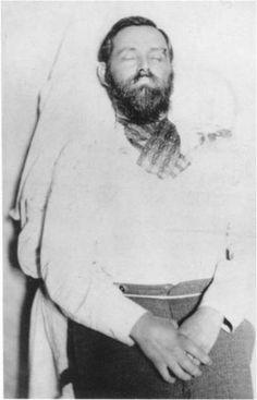 Jesse James Death 1882