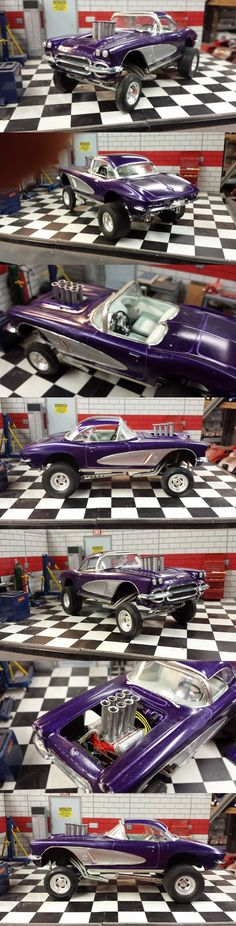62 Corvette gasser..Re-pin brought to you by agents of #Carinsurance at #Houseofinsurance in Eugene, Oregon